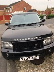 Range Rover Sport 2007 3.6