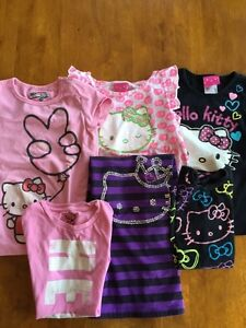 Hello Kitty lot - girls clothes and accessories  Kingston Kingston Area image 2