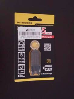 BRAND NEW! Nitecore Tube 45 Lumens USB Rechargeable Light