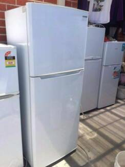 Nice 395 liter sumsung great working fridge, can delivery at extr