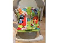 Fisher Price Rainforest Take Along Swing & Seat