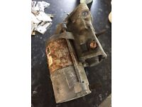 Land Rover td4 Freelander starter motor.