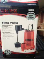 CHANGE YOUR SUMP PUMP TODAY...!!!!!!!!