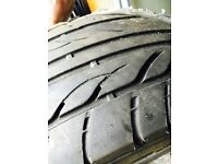 "Renault espace full tyre x 1 17"""