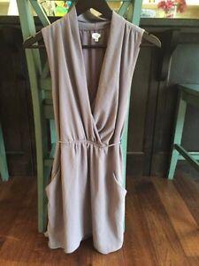 Aritzia Wilfred dress size large