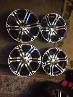 "Brand New ITP SS 312 Polaris Rims 14""-4X156 Never Been on ATV"