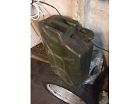 20ltr petrol can jerry can