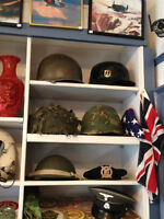 Buying Selling Military Badges Medals WW 1 WW 2 Items Camo Ect !