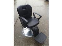 Salon Barbers chair hydraulic £165