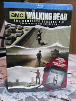 The Walking Dead: Seasons 1-3 - Limited Edition Box Set Blu-ray