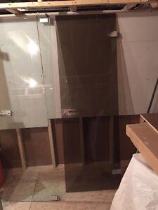 Glass doors, Porte en verre West Island Greater Montréal image 4