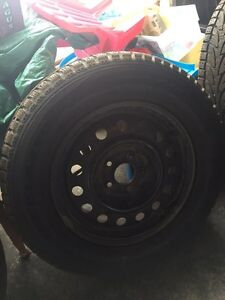 Winter tires 215/70R16  $480