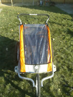 2012 Chariot Cougar 2 Child Carrier