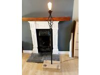 Handmade Edison Filament Floor Lamp