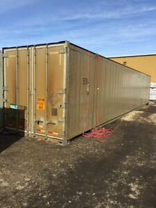 Rent Storage space in a CONTAINER