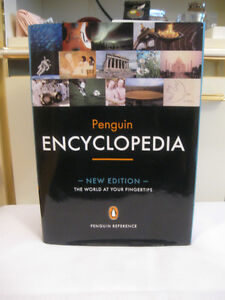 "PENGUIN ENCYCLOPEDIA  2002 EDITION...""MINT"""
