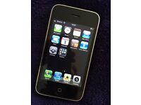 iPhone 3GS 16gb UNLOCKED black