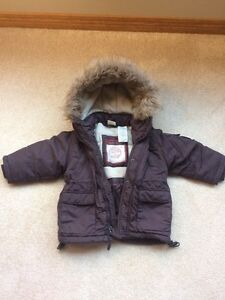Timberland Toddler Winter Jacket