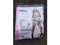 Ghost buster fancy dress