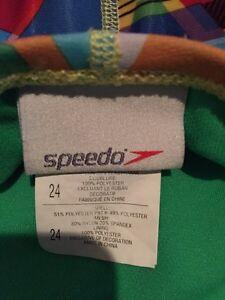 Youth swimsuit (fits slim) $10, hoodies $5, vest $10.  Strathcona County Edmonton Area image 3