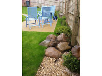 AABRAHAM LANDSCAPING Fencing /Paving /Design /Garden clearance