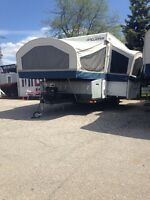 SALE 2009 clipper 12ft pop up with slide fully loaded $5499