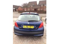 Peugeot 207 1.4 petrol cheap