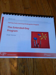 The Extended-Day Program Kitchener / Waterloo Kitchener Area image 1