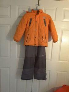 Boys Snowsuit - size 7