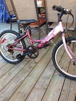 Vélo de fille Next