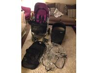 Babystyle Oyster Pram and Pushchair