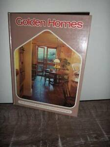 GOLDEN HOMES---THE DO IT YOURSELF GUIDE----1973---HARDCOVER Wynn Vale Tea Tree Gully Area Preview