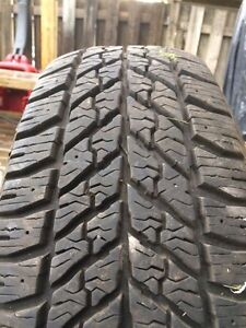 215 60r16 Goodyear winter tires
