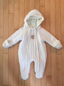 Baby 0-3 month snowsuit