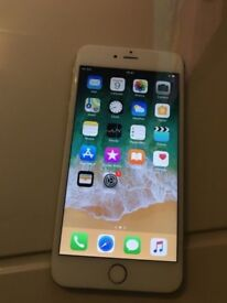 iPhone 6S Plus Silver 16GB ALL NETWORKS