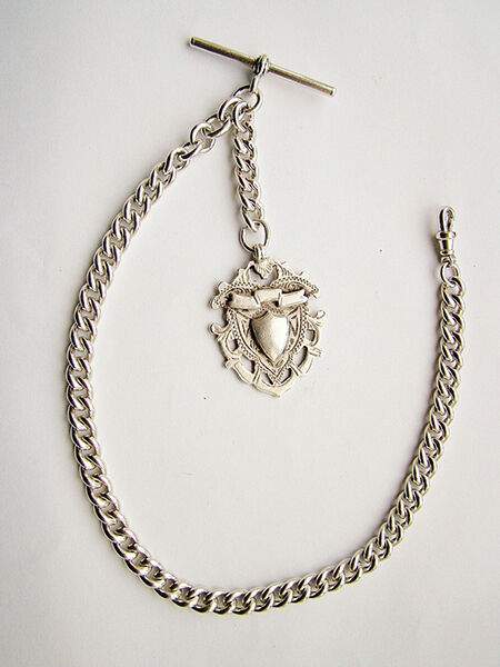 silver pocket chain buying guide ebay