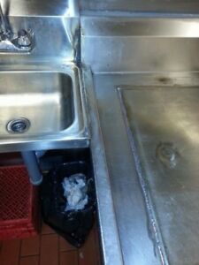 Stainless Steel sinks/Restaurant equipment welding/welder