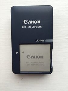 Canon battery & charger NB 4L West Island Greater Montréal image 1
