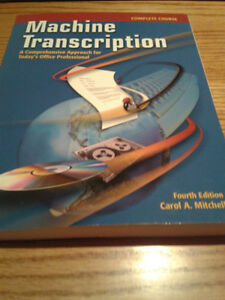 Machine Transcription