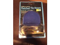Ratchet tie down 5.5m *new*