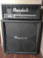 Randall AMP (RH150 G3 Tube/Mosfet power) and CAB