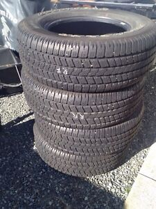 4 Goodyear Wrangler tires from F-150 Comox / Courtenay / Cumberland Comox Valley Area image 3