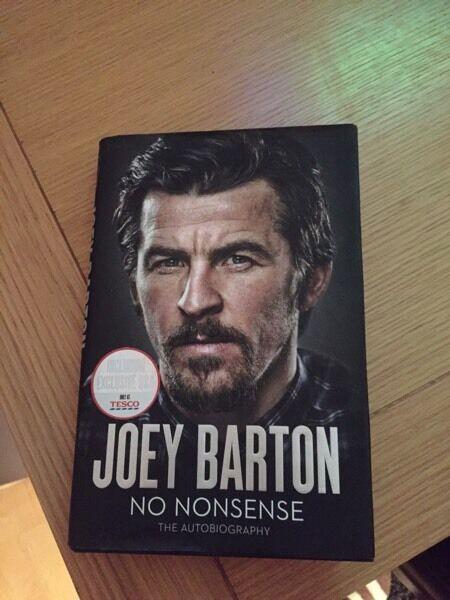 Joey Barton book