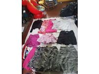 size 8 lady's clothes