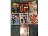Job Lot of 7 Comedy DVD's