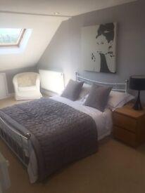 Luxury en suite double room in luxury house