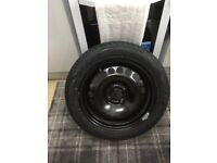 brand new ford corsa wheel and tyre