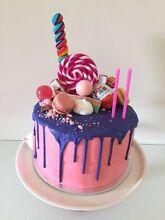 Birthday Party Celebration Novelty Drip Cakes Greystanes Parramatta Area Preview