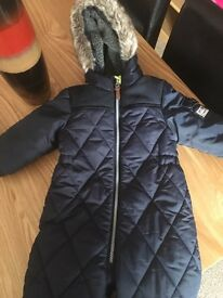 Next Brand new snow suit 9-12 months