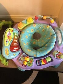 ELC musical activity station